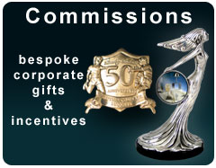 Commissions : Awards, business, private
